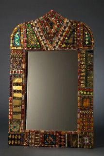 527 Best Mosaics Tables Mirrors Pots Frames Sculpture