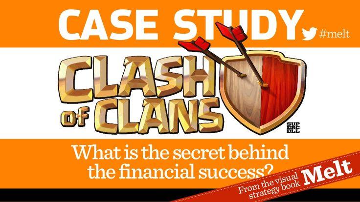 The secret behind Clash of Clans success by Miikka Leinonen via slideshare