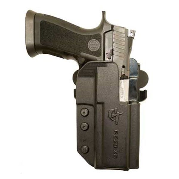 Comp-Tac Victory Gear competition holsters and firearms accessories have expanded their holster fits to accommodate the new Sig P320 X Five firearm.