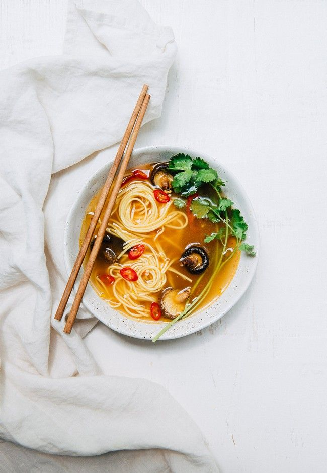 Hot and Sour Vegan Healing Soup | Good Magazine