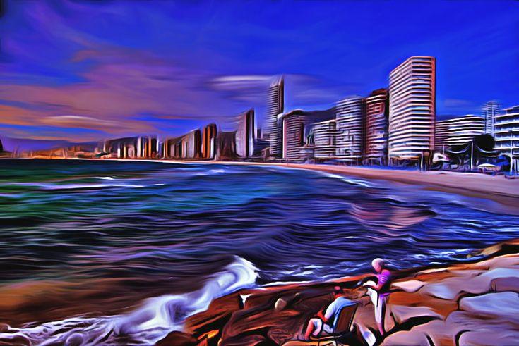 Alicante: Alquiler De Coches En Benidorm (Polígono Pp3 Oeste)