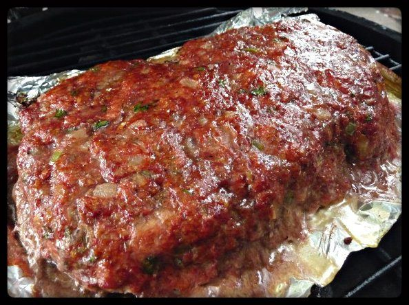 Ina Garten's 1770 House Meatloaf