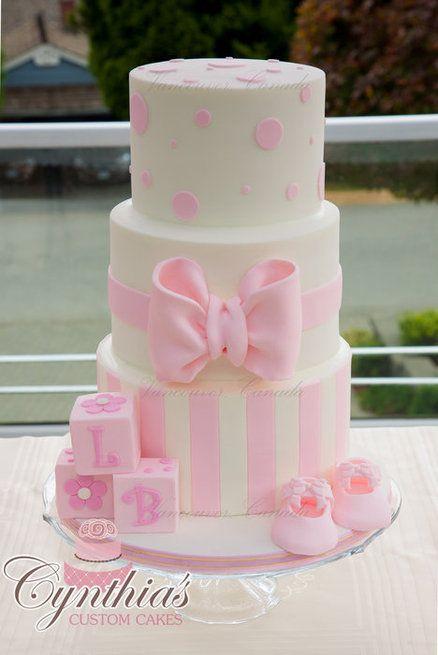 Best 25+ Girl Shower Cake Ideas On Pinterest | Baby Girl Birthday Cake,  Babyshower Elephant Theme And Baby Girl Themes