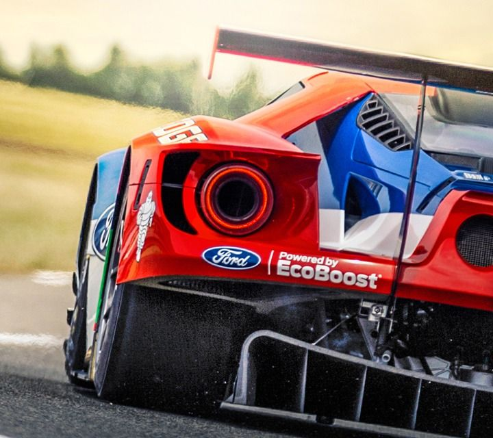 Ford GT Supercar | Ford Sportscars | Ford.com/fordgt