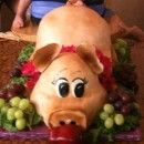 Take a look at the coolest Pig-Shaped birthday cake ideas and photos. You'll also find the most amazing homemade birthday cake photo gallery, how-to tips and lots of original birthday party ideas