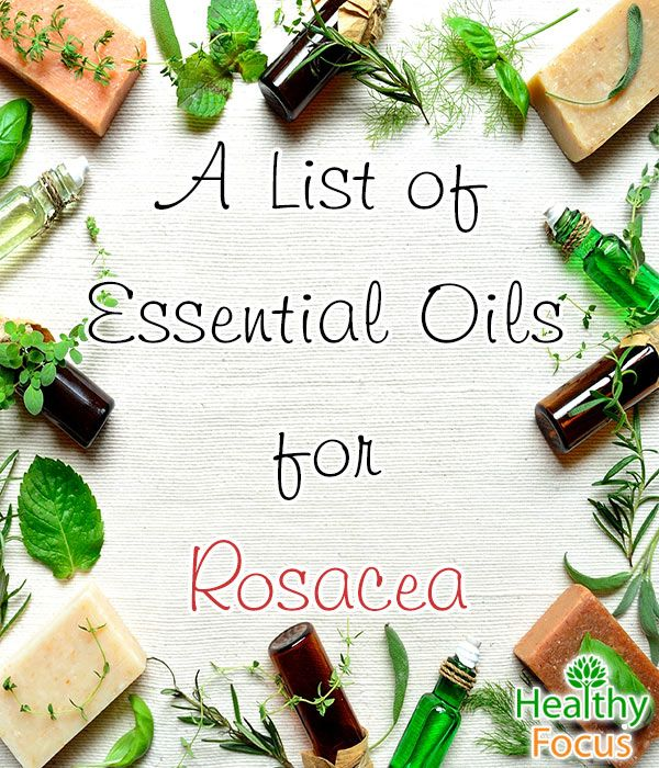 Essential oils are the little-known but powerful natural remedy for rosacea you probably have not heard of. Below I have compiled a list of the BEST ESSENTIAL oils FOR ROSACEA.