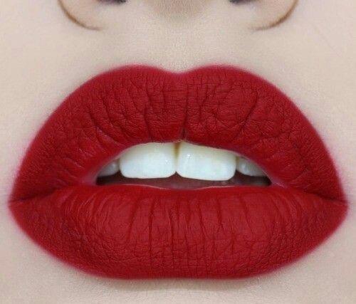 Rossetto Rosso - Labbra