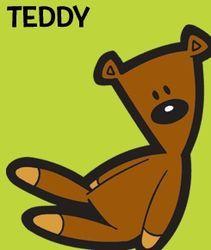 Mr Bean's Teddy.
