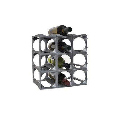 Stakrax Modular Wine Storage Kit 12 Bottle