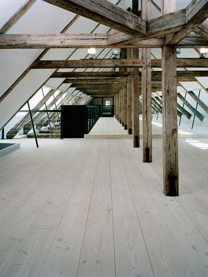 Dinesen Douglas Natural | The Masting Houses, Copenhagen | Maali  Lalanda