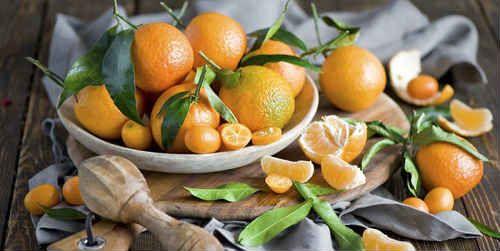 мандарины польза и вред