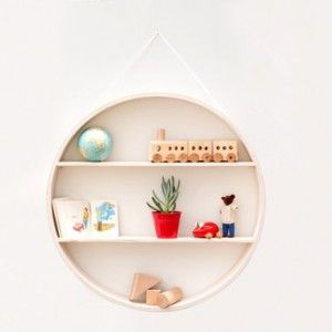 Store | Six By Eight | Circular Shelf