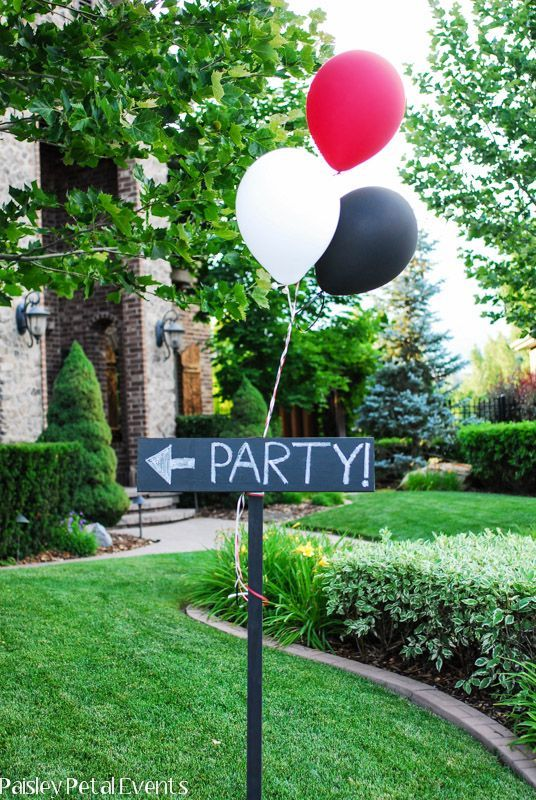 Welcome to our Graduation Party!