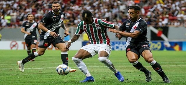 Vasco X Fluminense Ao Vivo Online Final 17 02 2019