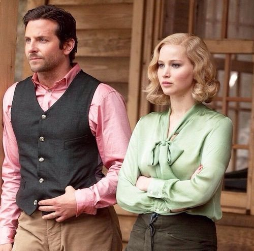 Imagen de Jennifer Lawrence, serena, and bradley cooper
