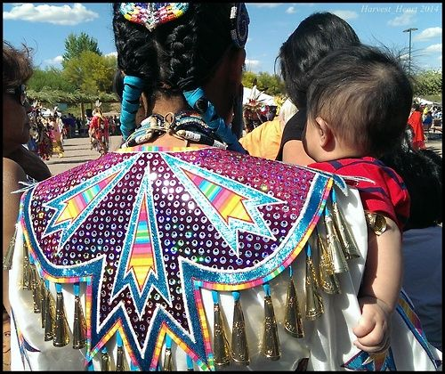 (41) Tumblr - Jingle Dress - Fort McDowell Yavapai Pow Wow