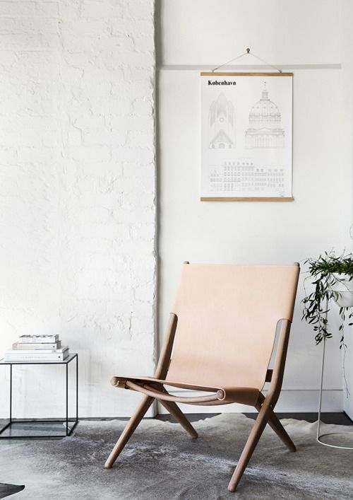 rosé chair as a beautiful eye catcher of your home | interior inspiration