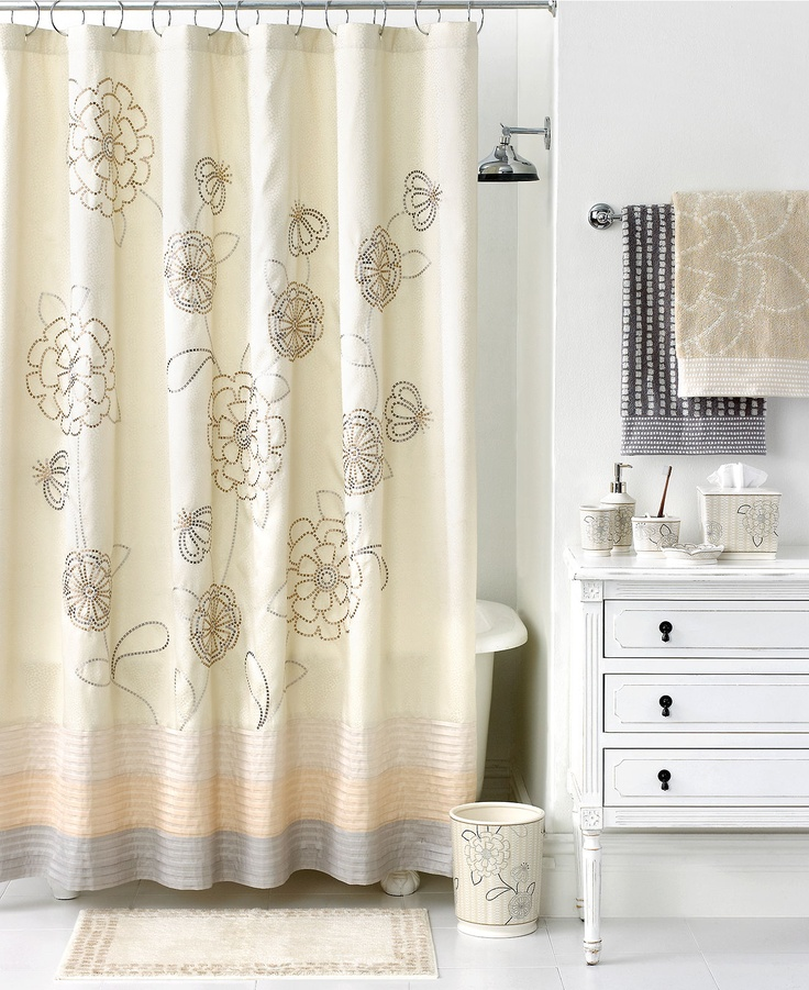 19 best Shower Curtains! images on Pinterest | Bathroom ideas ...
