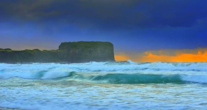 Bombo Headland - Kiama - New South Wales - Australia