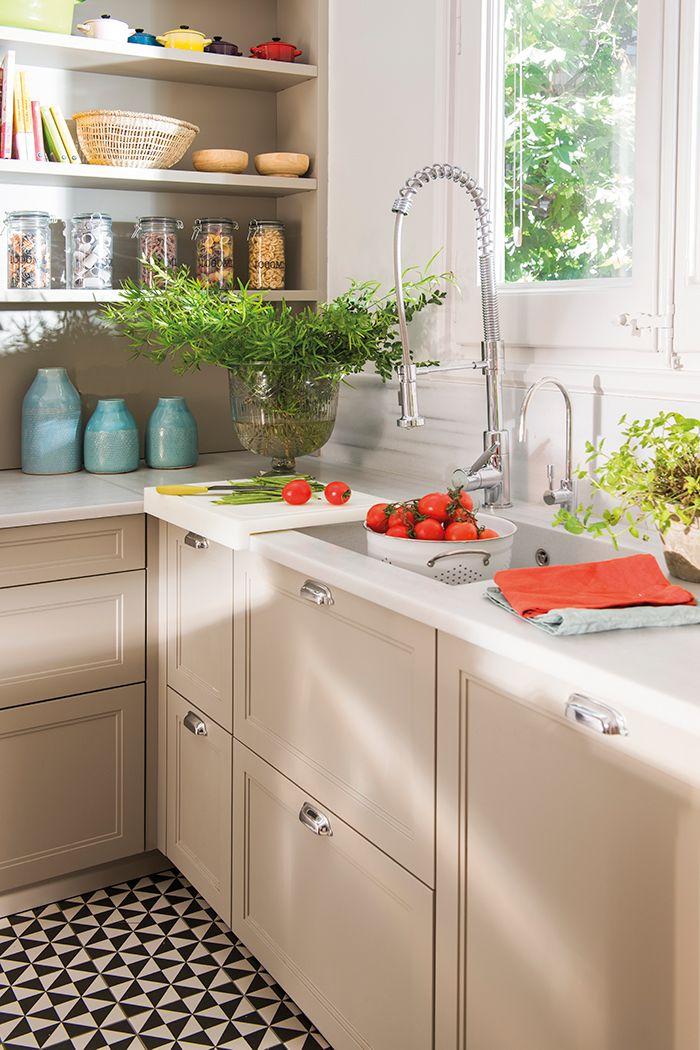 Cuánto Te Quieres Gastar En Reformar La Cocina Encimeras De Cocina Fregaderos De Cocina Muebles De Cocina
