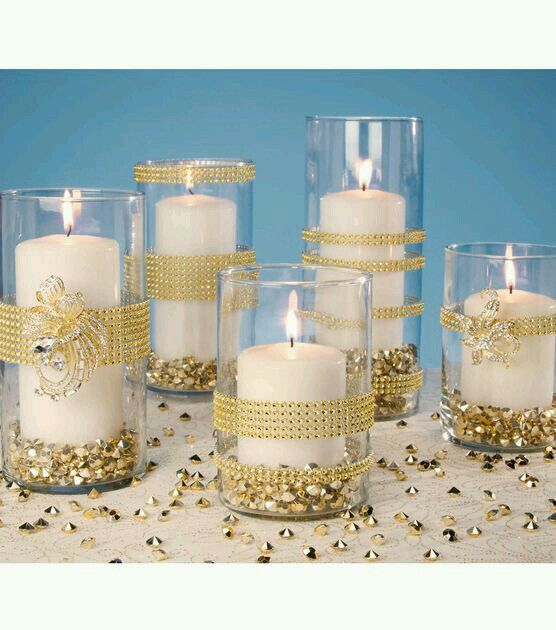 Best 25 50th anniversary centerpieces ideas on pinterest for 50th anniversary decoration