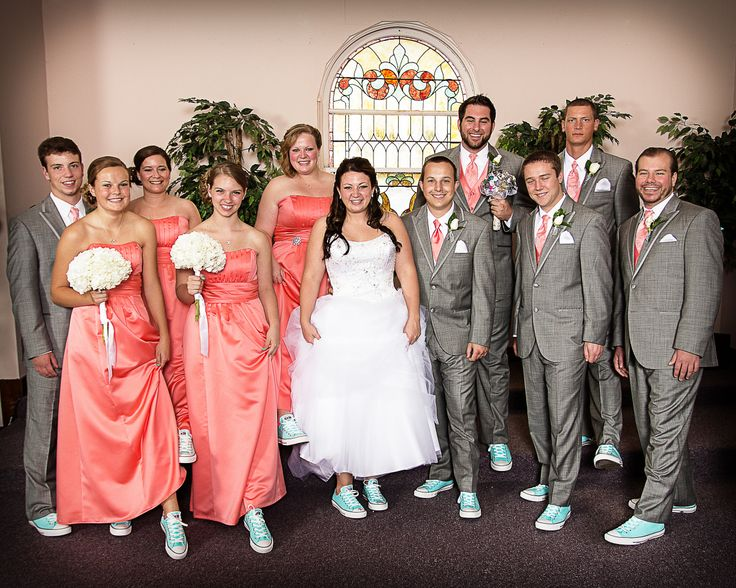 Chuck taylors wedding, Prom gown, Bride