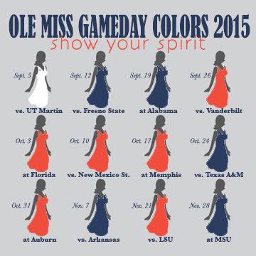 Get your Ole Miss game day attire at Archer+Arrow    www.archernarrow.com