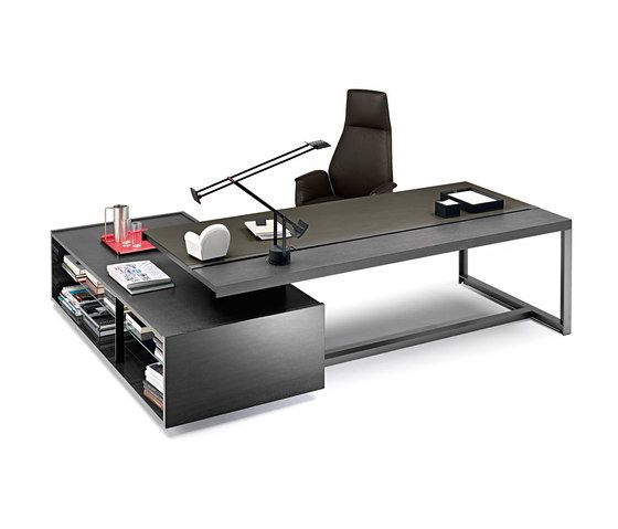 Executive desks | Desks-Workstations | Jobs | Poltrona Frau. Check it out on Architonic