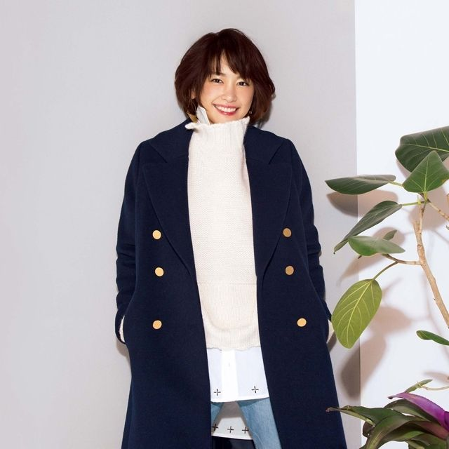 講談社 withオフィシャルサイト | 新垣結衣さんが着こなす、うっかりモテちゃう休日服が可愛すぎる♡