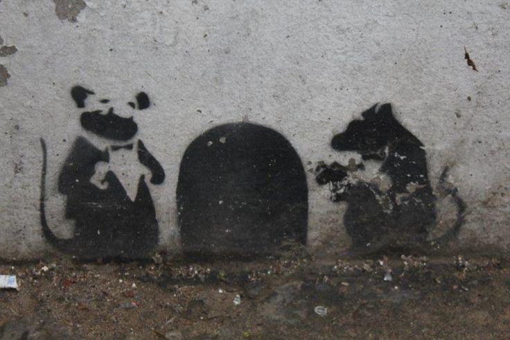 Banksy? (Valparaíso)