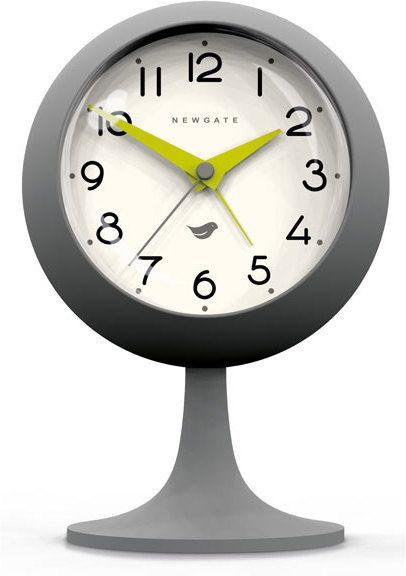 Newgate Dome II Alarm Clock - Clockwork Grey (Mantel clock) | image 2