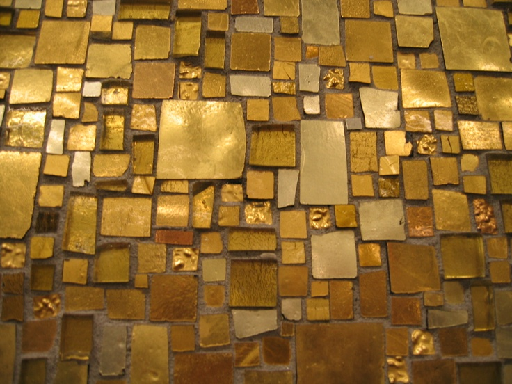 Gold Tile In Nyc Tile Pinterest Nyc Gold And Tile