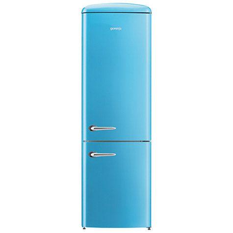 Buy Gorenje ORK193 Freestanding Fridge Freezer, A+++ Energy Rating, Right-Hand Hinge, 60cm Wide Online at johnlewis.com