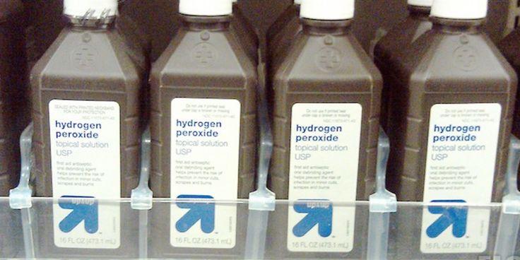 Mire jó a hidrogén-peroxid ?!