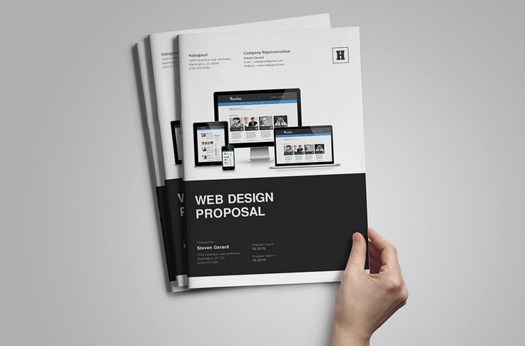 30+ Website Proposal Template PSD, InDesign and Ai Format