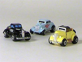 Micro Machines... one of the few 80s toys I still own