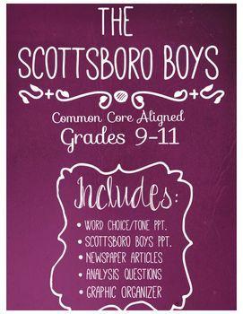 Scottsboro Boys To Kill A Mockingbird Newspaper