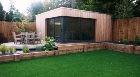 Luxury family garden room www.swiftorg.co.uk