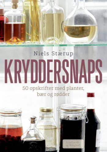 Kryddersnaps – 50 opskrifter med planter, bær og rødder (paperback)