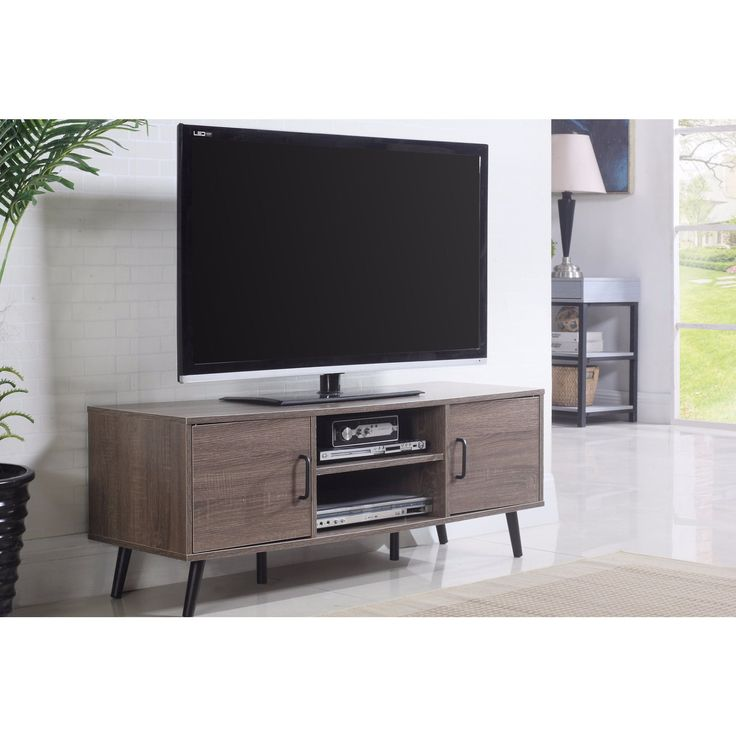 78 ideas about modern tv stands on pinterest mid century furniture hairpin legs and mid century. Black Bedroom Furniture Sets. Home Design Ideas