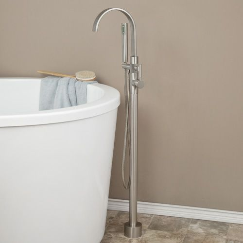 16 best Free Standing Tub Fillers images on Pinterest Faucets