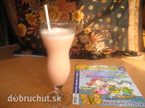 Mrkvové mlieko