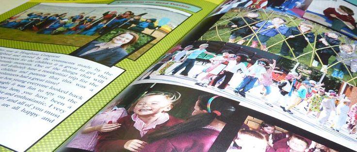 primary school yearbooks