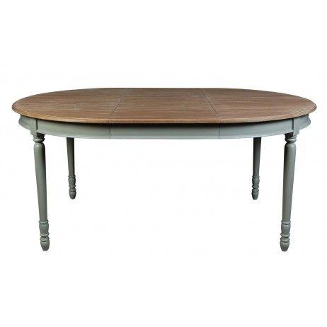 table manger ronde extensible acajou massif 120cm romane - Table Ronde ...