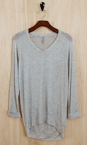 Comfort Please! Sweatshirt, Heather Gray