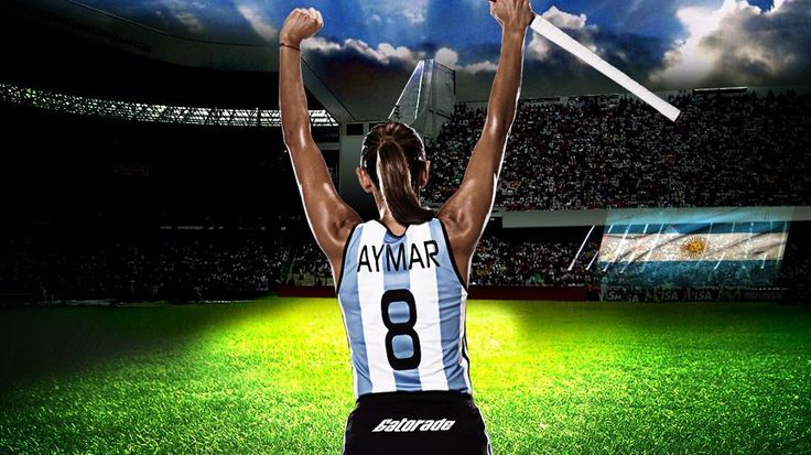 Luciana Aymar ,Lucha , Leonas , Argentina , Field Hockey , 8