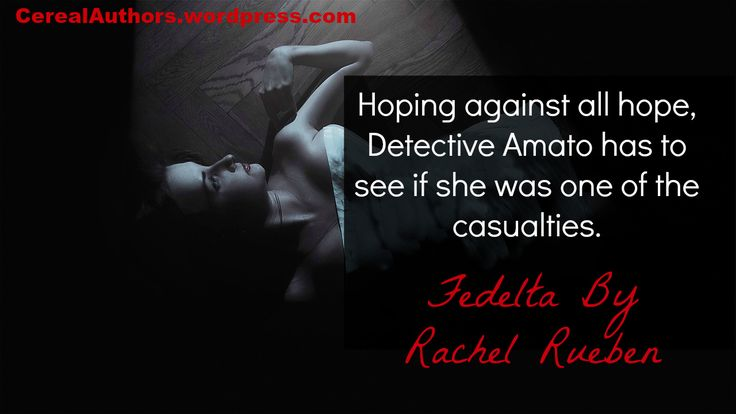 In chaos Detective Amato finds heartbreak and hope. Fedelta Part 8