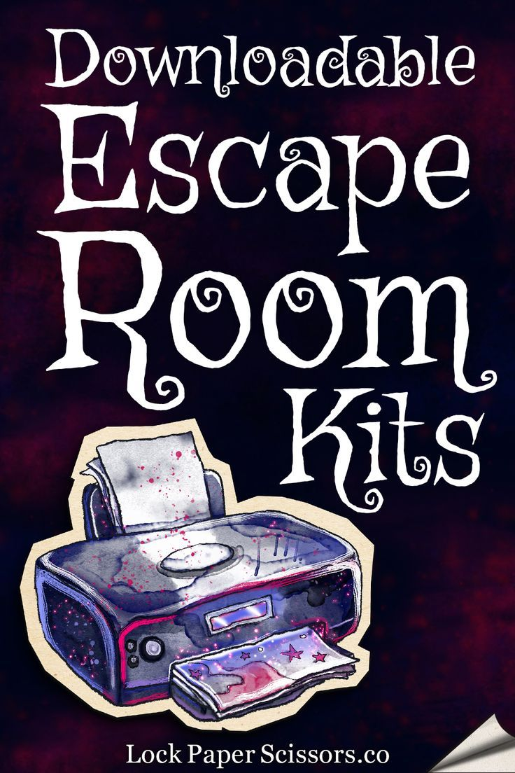 Best escape room house party ever? Maybe. in 2020 Escape