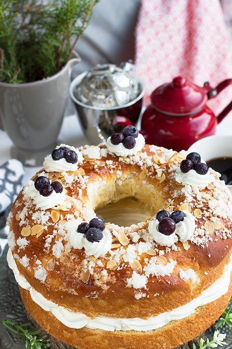 Aprende a hacer un roscón de Reyes en poco tiempo, la receta infalible!