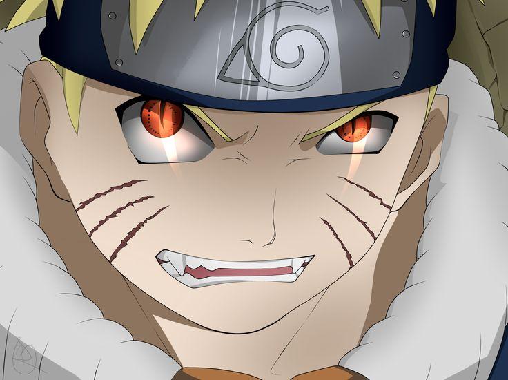 Naruto Uzumaki ~ by BJR